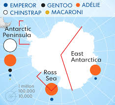 Strange FOIA document about scientific race in Antarctica