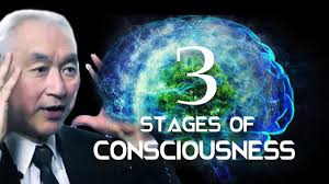 What is Consciousness  - Three Stages of Consciousness  Michio Kaku