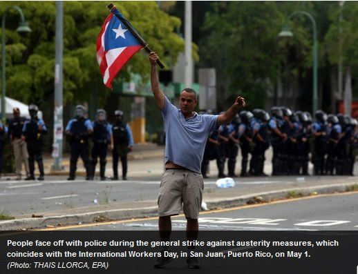 puerto rico files bancruptcy
