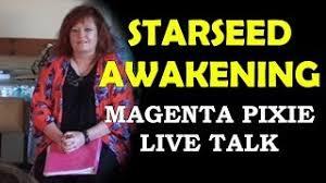 Starseed Awakening Talk Magenta Pixie speaks at Inspirations PLG, June 2017