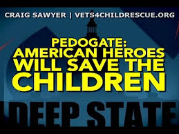 PEDOGATE American Heroes To The Rescue -- Craig Sawyer