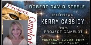 Robert David Steele- Kerry Cassidy