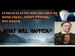 What will happen 2017 - UltraGalactic Roundtable III with Tolec, Simon Parkes, Win Keech