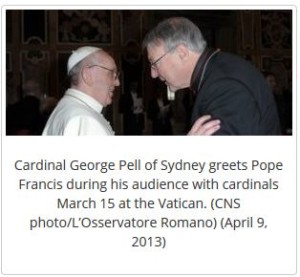 pell and pope