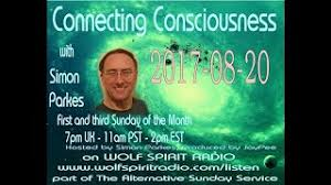 2017-08-20 Connecting Consciousness with Simon Parkes