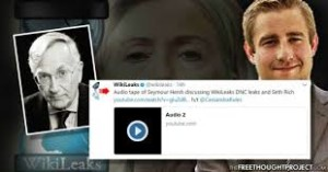 AUDIO Seymour Hersh Claims Seth Rich Was DNC Email Leaker