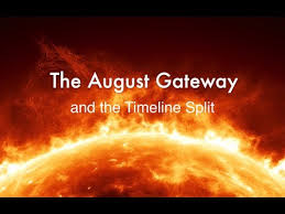 Timeline Split, Cosmic Stargates and the August Eclipse with Sandra Walter