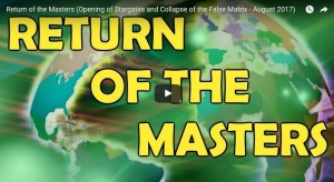 return of the masters