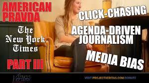 American Pravda, NYT Part III – Senior Homepage Editor Reveals Biased Political Agenda at NYT