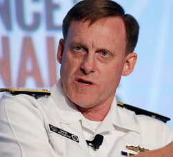 NSA Director Rogers participates in session at Intelligence and National Security Summit in Washington